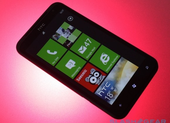 HTC Titan heading to AT&T on November 20