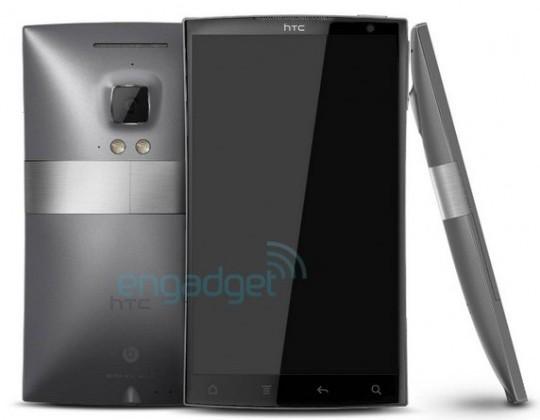 HTC Zeta packing 2.5Ghz quad-core CPU detailed