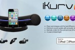 Speakal iKurv iPhone docking station unveiled