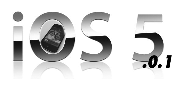 iOS 5.0.1 Software Update now live, battery life, iPad gestures in tow
