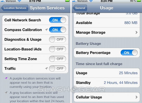 Apple confirms iOS 5 / iPhone 4S battery issues