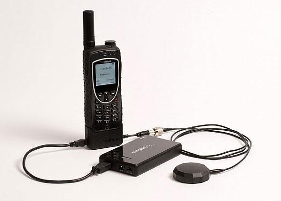 Iridium brings satellite connection to your iPhone
