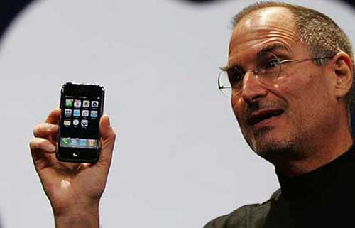 Jobs schemed Apple WiFi carrier plot for original iPhone