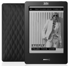 Kobo offers ad-supported eReaders at lower price