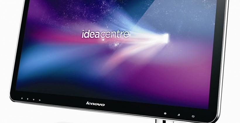Lenovo LeTV smart TV coming Q1 2012