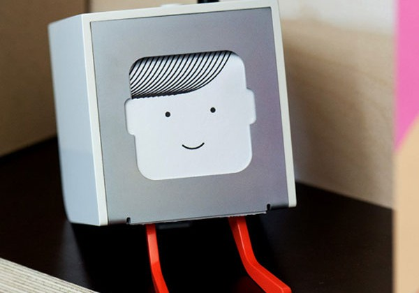Little Printer prints digital stuff for you to read