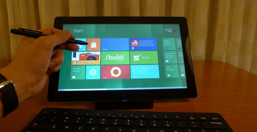 Windows 8 tablet challenge could see Microsoft miss market