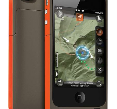 Mophie Juice Pack Plus Outdoor Edition ready to ship for iPhone 4, iPhone 4S