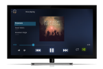 Google Music app launches for Google TV, music purchases on Android Market