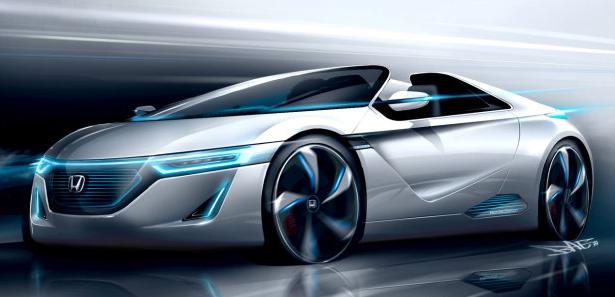 Honda previews EV lineup for Tokyo Motor Show