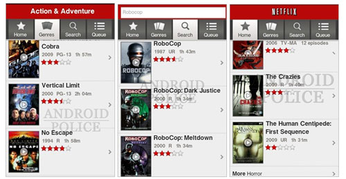 Netflix reveals Android app redesign