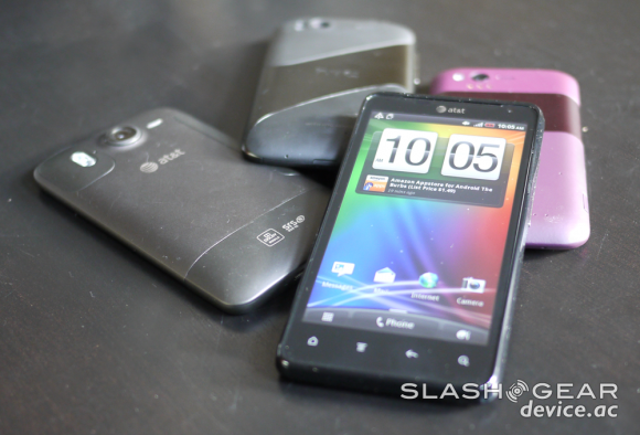 HTC Ice Cream Sandwich update range revealed