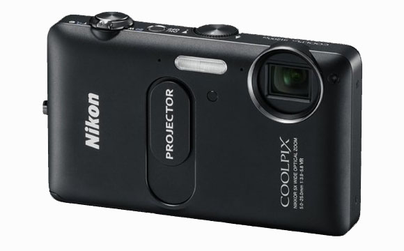 Nikon's iP-PJ Transfer App for iOS lets you project images with Coolpix S1200pj