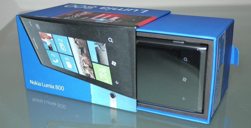 Unlocked Lumia 800 arriving early; Nokia outselling Android on Vodafone? [Updated]