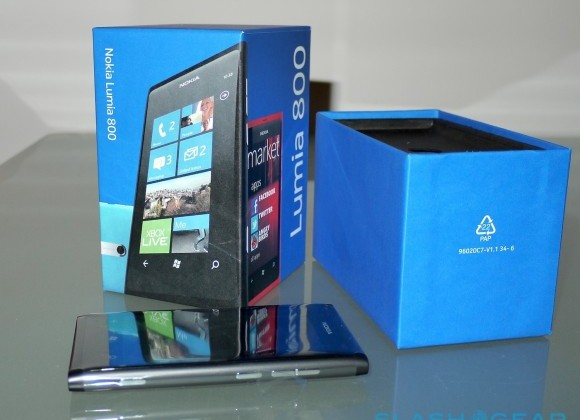 Nokia to ship just 500k Windows Phones in 2011