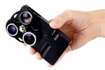 Photojojo's iPhone Lens Dial case adds three cool lenses