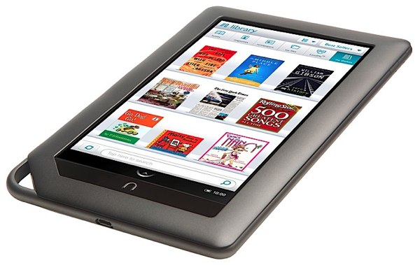 NOOK Tablet announced officially