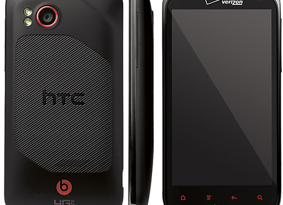 HTC Rezound official