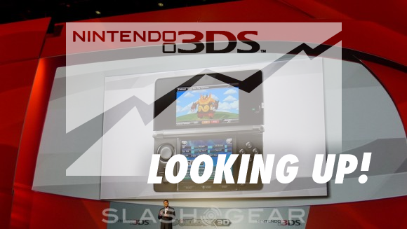 Nintendo 3DS set to beat DS first-year sales