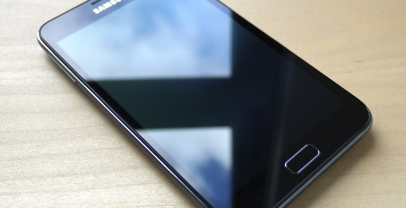 Samsung Galaxy Note Review