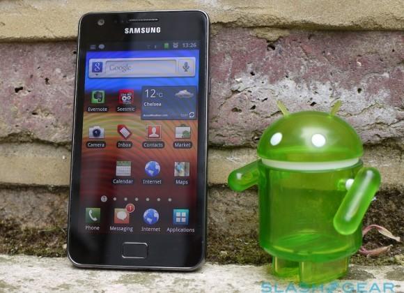 Samsung confirms Galaxy S II will get ICS update