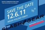 Google Media Holiday Party announced