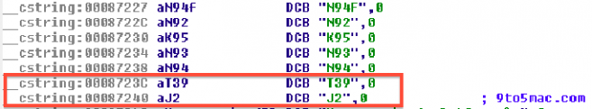 Retina Display reference for iPad 3 uncovered in iOS 5 developer code