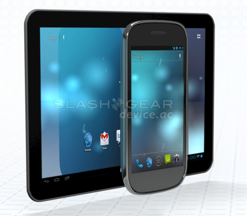 Ice Cream Sandwich for tablet appears in leaked press image