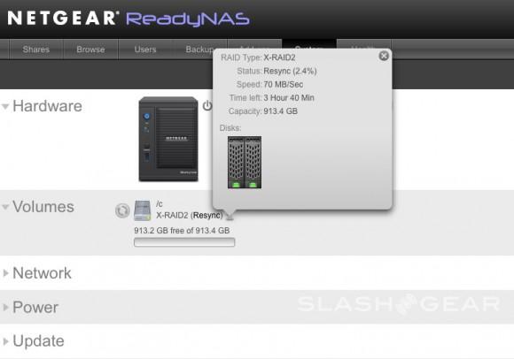 Netgear ReadyNAS Duo v2 Review - SlashGear