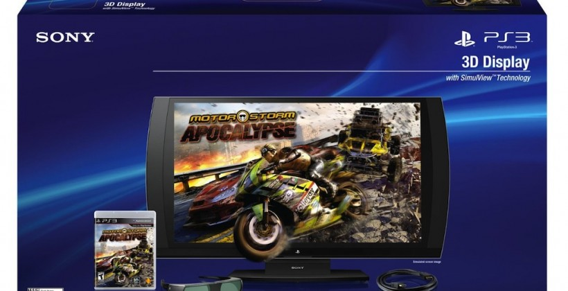 Sony PlayStation 3D Display delayed in Europe until 2012