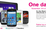 "T-Mobile announces ""Magenta Saturday Sale"" for November 19"