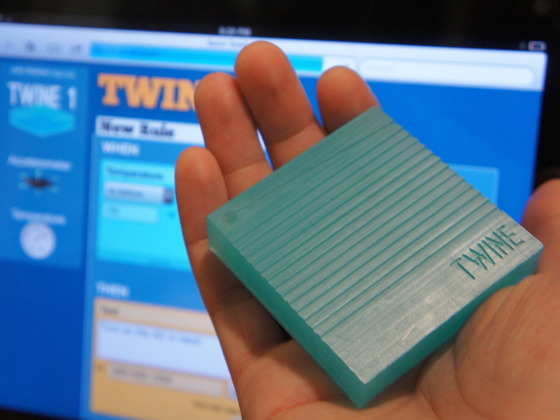"Twine offers easy entry to ""internet of things"""