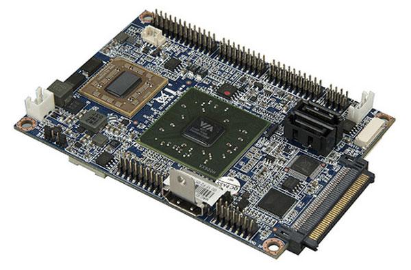 VIA unveils new EPIA-P900 Pico-ITX mainboard packing Eden X2 processor