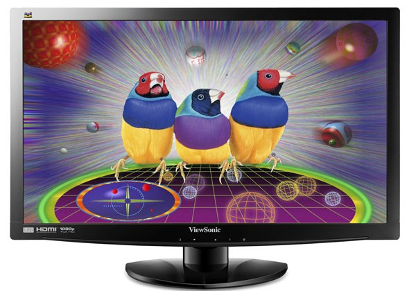 Viewsonic launches 23-inch V3D231 3D LCD using passive glasses