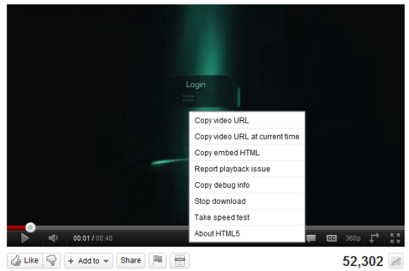 YouTube finally gets 1080p support for HTML5, testing Flash features