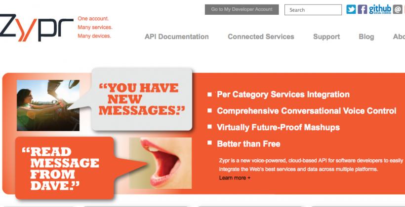 Pioneer reveals Zypr as free, open alternative to Siri