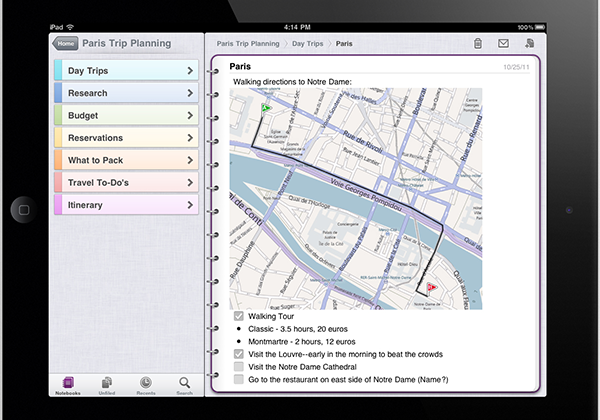 Microsoft updates OneNote app with iPad support