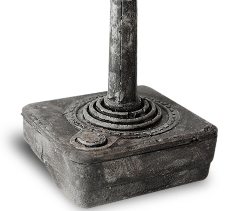 BugHouse Future Fossils tech in cement for the gadgeteer who has absolutely everything