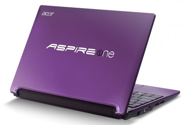Acer Aspire One D270 arriving with Intel Cedar Trail