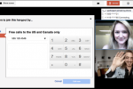 Google+ Hangouts add free conference calling