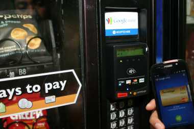 Google Wallet to hit vending machines starting in NYC, Chicago, D.C., and San Francisco