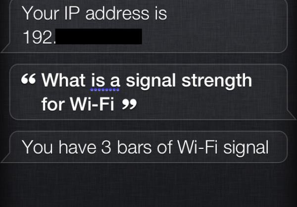 iPhone 4S Siri hack adds spoken settings control and battery status
