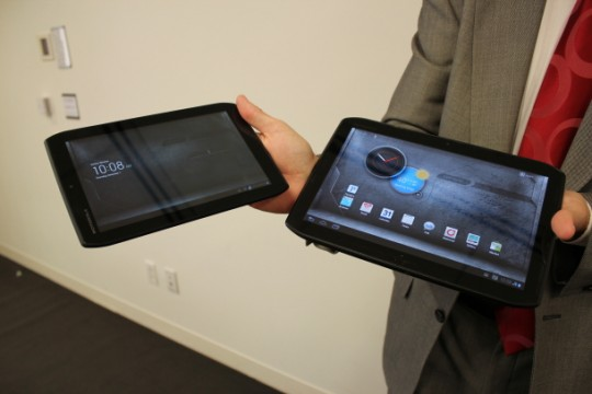 Verizon XyBoard 4G LTE tablets confirmed for December
