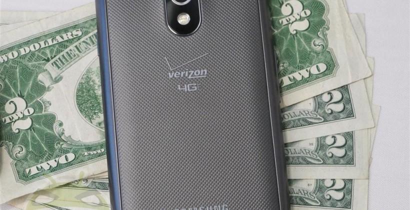 Verizon axes $2 convenience fee upon possible FCC probe