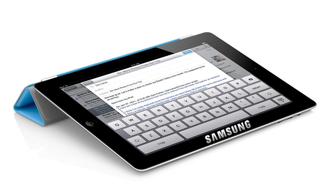 Samsung may one-up Apple with 11.6-inch tablet sporting 2560×1600 resolution, coming February