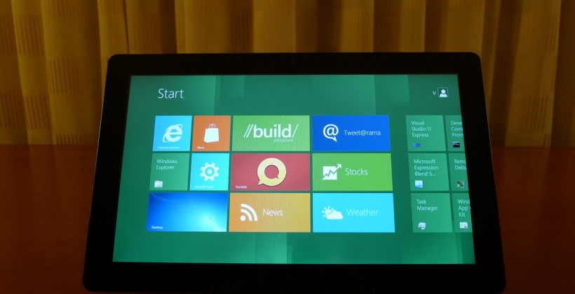 Samsung, Toshiba and Lenovo tipped to lead Windows 8 on ARM tablets