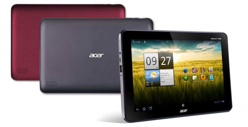 Acer Iconia Tab A200 official: Budget slate with ICS promise