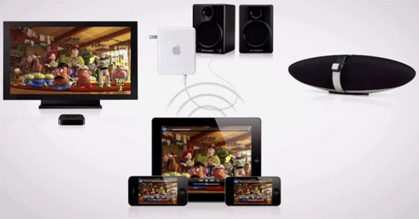 Apple AirPlay over BT coming, accessory makers get to work