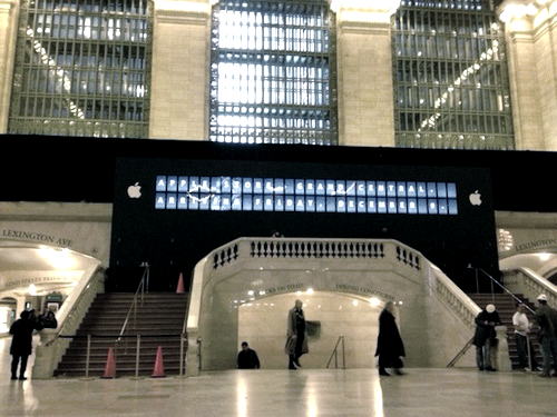 Apple Store Grand Central NYC confirmed for December 9