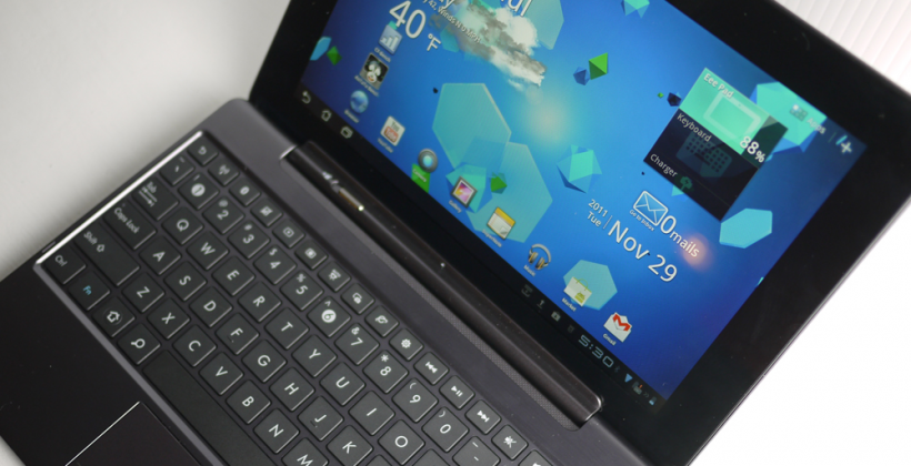 ASUS Transformer Prime hits UK preorder, ships January